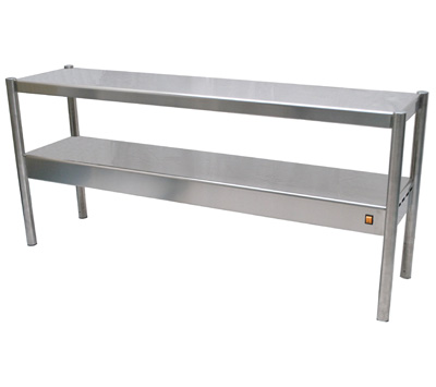 table inox centrale ou adoss e et plan de travail inox. Black Bedroom Furniture Sets. Home Design Ideas